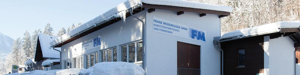 Franz Moderegger GmbH cover